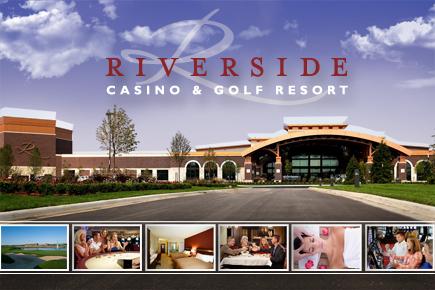 Riverside casino iowa events